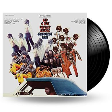 Sly & The Family Stone GREATEST HITS Vinyl Record