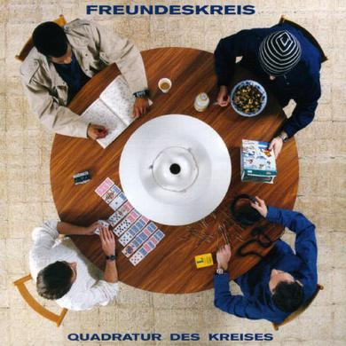 FREUNDESKREIS QUADRATUR DES KREISES Vinyl Record