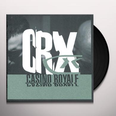 Casino Royale CRX Vinyl Record