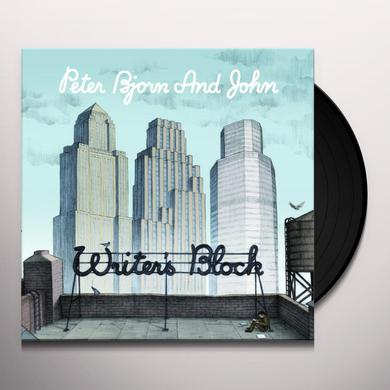 Peter Bjorn & John WRITERS BLOCK Vinyl Record