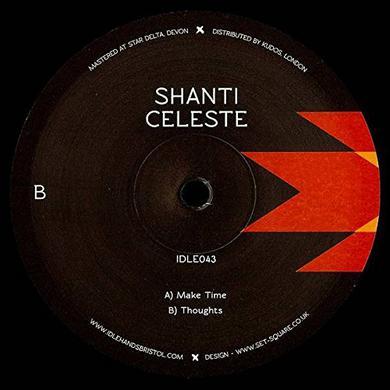 Shanti Celeste MAKE TIME Vinyl Record