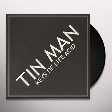 Tin Man KEYS OF LIFE ACID Vinyl Record