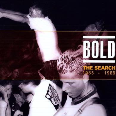 Bold SEARCH: 1985-1989 Vinyl Record