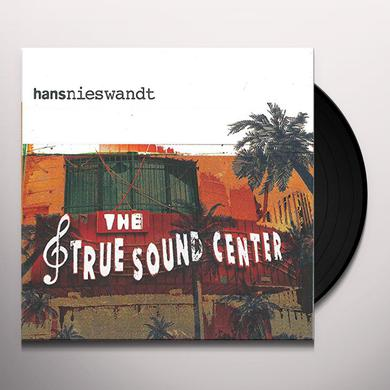 Hans Nieswandt TRUE SOUND CENTER Vinyl Record