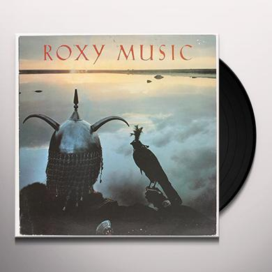 Roxy Music AVALON Vinyl Record