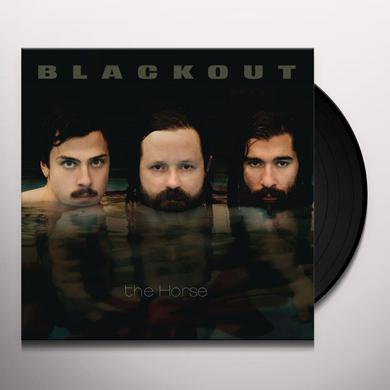 Blackout THE HORSE Vinyl Record