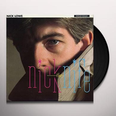 Nick Lowe NICK THE KNIFE Vinyl Record