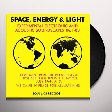 Soul Jazz Records Presents SPACE ENERGY & LIGHT Vinyl Record