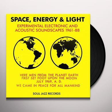 Soul Jazz Records Presents SPACE ENERGY & LIGHT Vinyl Record