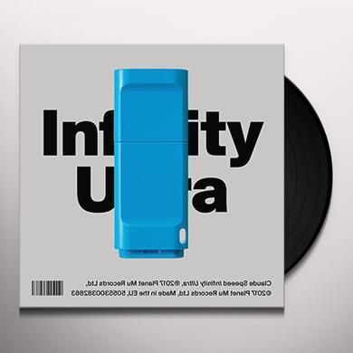 Claude Speeed INFINITY ULTRA Vinyl Record