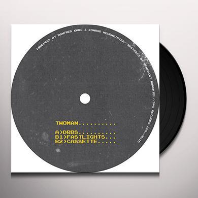 TWOMAN DRBS Vinyl Record