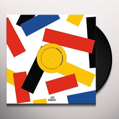 Tensnake FREUNDCHEN REMIXES Vinyl Record