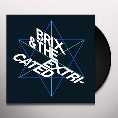 Brix & The Extricated DAMNED FOR ETERNITY Vinyl Record
