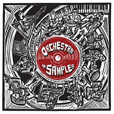 ADDICTIVE TV - ORCHESTRA OF SAMPLES / VARIOUS Vinyl Record