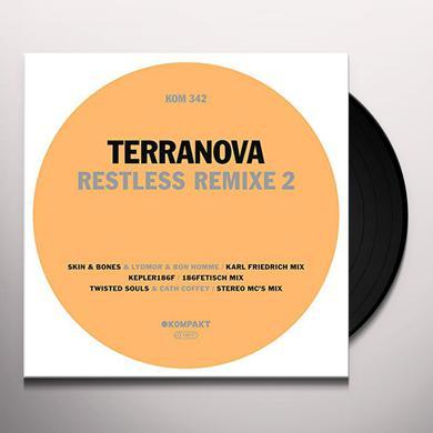 Terranova RESTLESS REMIXE 2 Vinyl Record