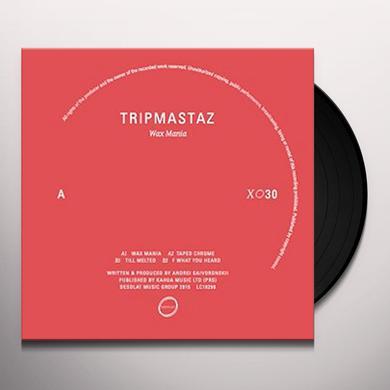 Tripmastaz WAX MANIA Vinyl Record