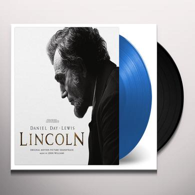 John Williams LINCOLN / O.S.T. Vinyl Record
