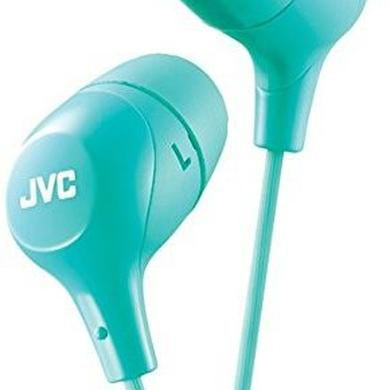 Headphones JVC HAFX38G MARSHMALLOW EARPHONES GREEN