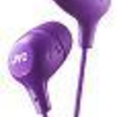 Headphones JVC HAFX38V MARSHMALLOW EARPHONES VIOLET