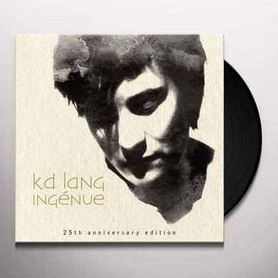 K.D. Lang INGENUE (25TH ANNIVERSARY EDITION) Vinyl Record