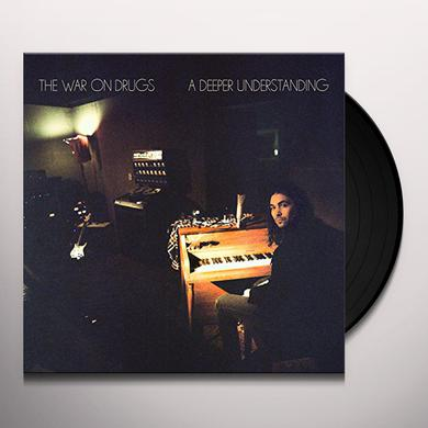 The War On Drugs DEEPER UNDERSTANDING Vinyl Record