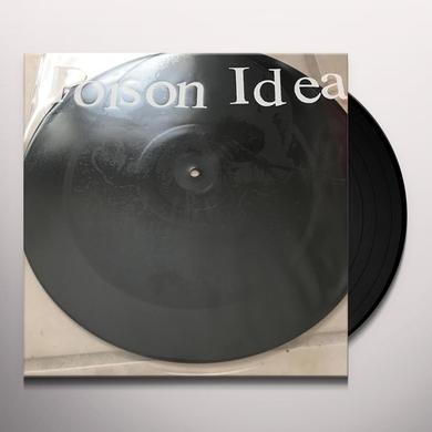 Poison Idea CALLING ALL GHOSTS Vinyl Record