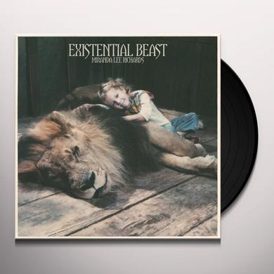 Miranda Lee Richards EXISTENTIAL BEAST Vinyl Record