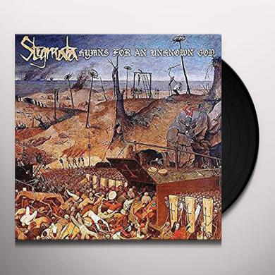 Stigmata HYMNS FOR AN UNKNOWN GOD Vinyl Record