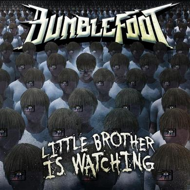 Bumblefoot LITTLE BROTHER IS WATCHING Vinyl Record