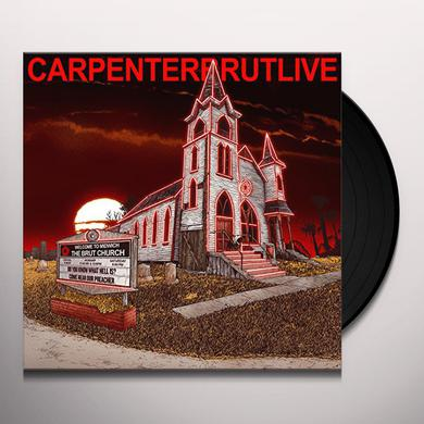 Carpenter Brut CARPENTERBRUTLIVE Vinyl Record