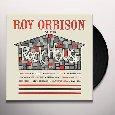 Roy Orbison AT THE ROCK HOUSE Vinyl Record