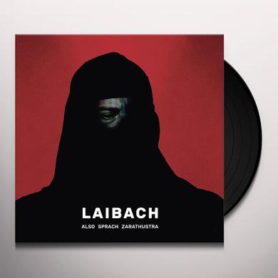 Laibach ALSO SPRACH ZARATHUSTRA Vinyl Record