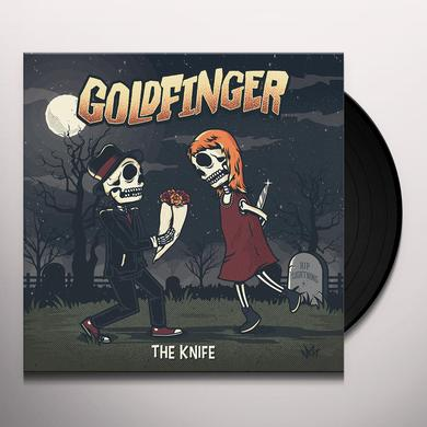 Goldfinger KNIFE Vinyl Record