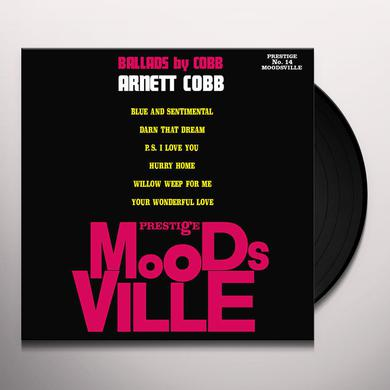 Arnett Cobb BALLADS BY COBB Vinyl Record
