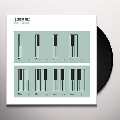 FABRIZIO RAT PIANIST Vinyl Record
