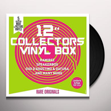 12 COLLECTORS VINYL BOX (RAMIREZ / SPEAKERBOX) Vinyl Record