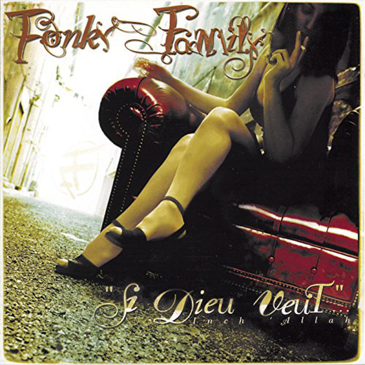 album fonky family si dieu veut