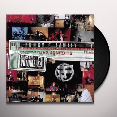 Fonky Family HORS SERIE VOL 2 Vinyl Record
