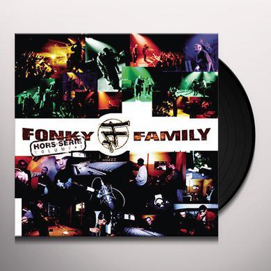 Fonky Family HORS SERIE VOL 1 Vinyl Record