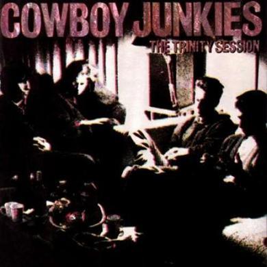 Cowboy Junkies TRINITY SESSION (WHITE VINYL) Vinyl Record