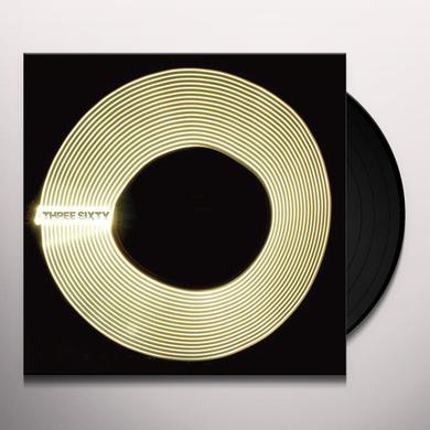 360 Band THREE SIXTY Vinyl Record