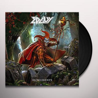 Edguy MONUMENTS Vinyl Record