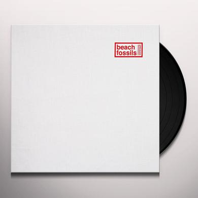 Beach Fossils SOMERSAULT (CLEAR VINYL) Vinyl Record