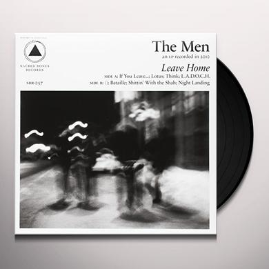 Men LEAVE HOME (SACRED BONES 10TH ANNIVERSARY EDITION) Vinyl Record