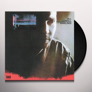 Bill Laswell BASELINES Vinyl Record