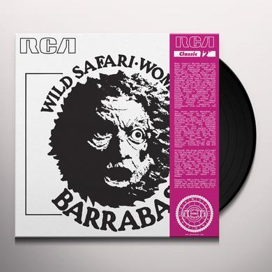 Barrabas WILD SAFARI / WOMAN Vinyl Record