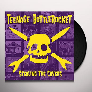 Teenage Bottlerocket STEALING THE COVERS Vinyl Record