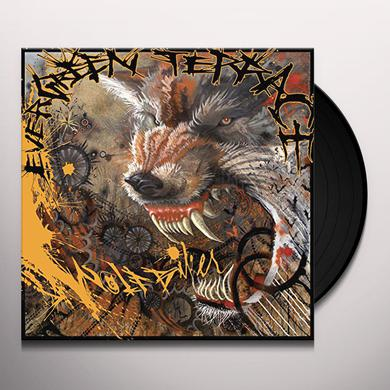 Evergreen Terrace WOLFBIKER Vinyl Record
