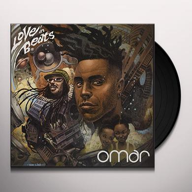Omar LOVE IN BEATS Vinyl Record