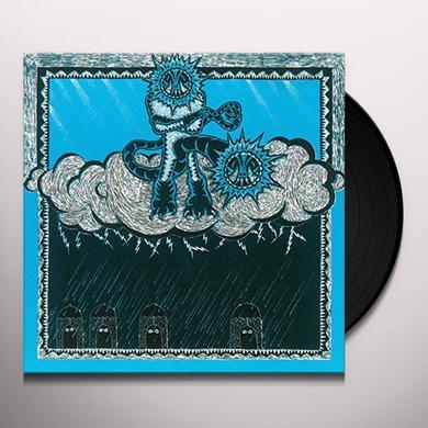 Residents SNAKEY WAKE Vinyl Record